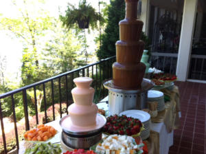 Chocolate Fountains 5
